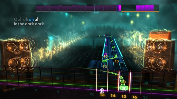 """Скриншот №5 к Rocksmith® 2014 – Fall Out Boy  - """"My Song Know What You Did In The Dark Light Em Up"""""""