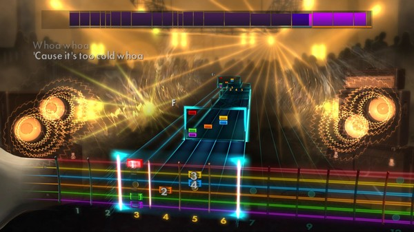 "Скриншот №4 к Rocksmith® 2014 – The Neighbourhood  - ""Sweater Weather"""