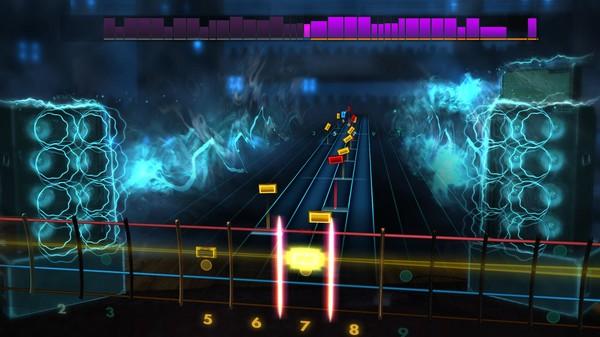 "Скриншот №2 к Rocksmith® 2014 – Rush - ""Working Man"""