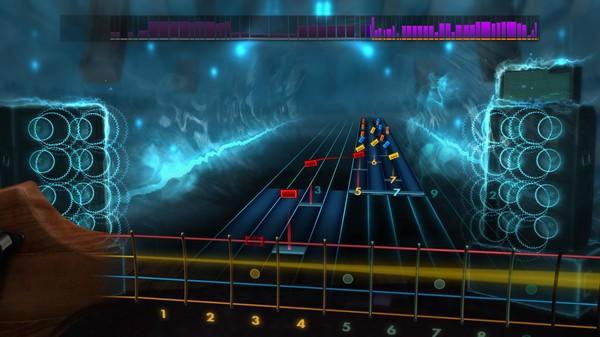 """Скриншот №2 к Rocksmith® 2014 – Rush - """"La Villa Strangiato"""""""