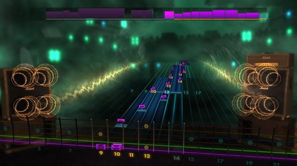"Скриншот №1 к Rocksmith® 2014 – Rush - ""Closer to the Heart"""
