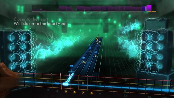 "Скриншот №4 к Rocksmith® 2014 – Rush - ""Closer to the Heart"""