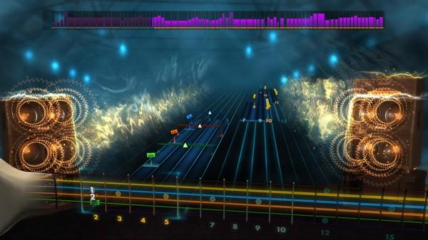 Скриншот №4 к Rocksmith® 2014 – Rush Song Pack II