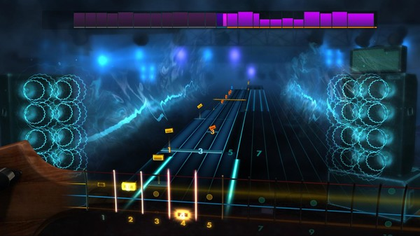 Скриншот №1 к Rocksmith® 2014 – Rush Song Pack II