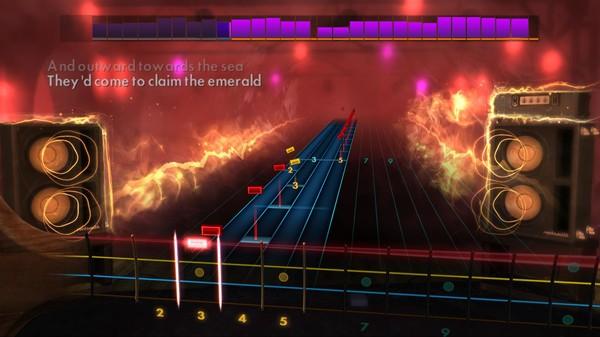 "Скриншот №5 к Rocksmith® 2014 – Thin Lizzy - ""Emerald"""