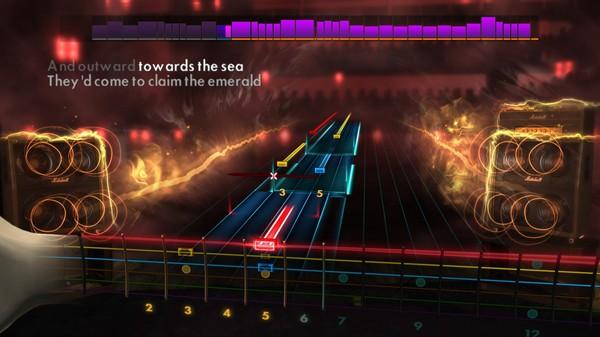 "Скриншот №4 к Rocksmith® 2014 – Thin Lizzy - ""Emerald"""