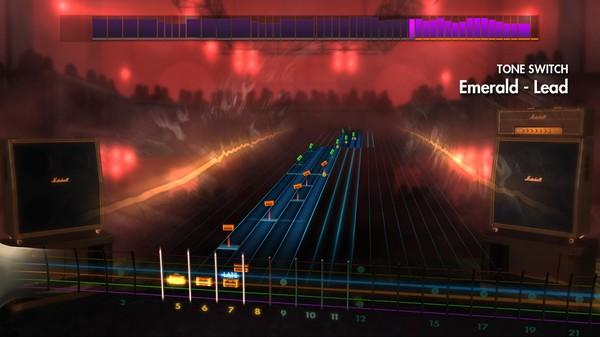 "Скриншот №3 к Rocksmith® 2014 – Thin Lizzy - ""Emerald"""