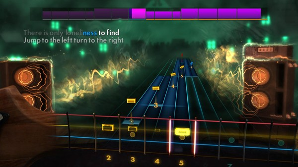 "Скриншот №3 к Rocksmith® 2014 – George Baker Selection - ""Little Green Bag"""