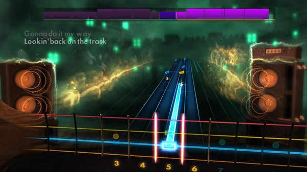 "Скриншот №4 к Rocksmith® 2014 – George Baker Selection - ""Little Green Bag"""