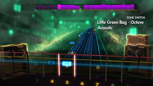 "Скриншот №5 к Rocksmith® 2014 – George Baker Selection - ""Little Green Bag"""