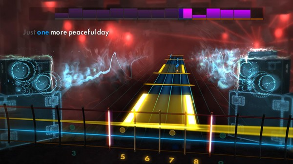 "Скриншот №5 к Rocksmith® 2014 – Staind - ""Its Been Awhile"""