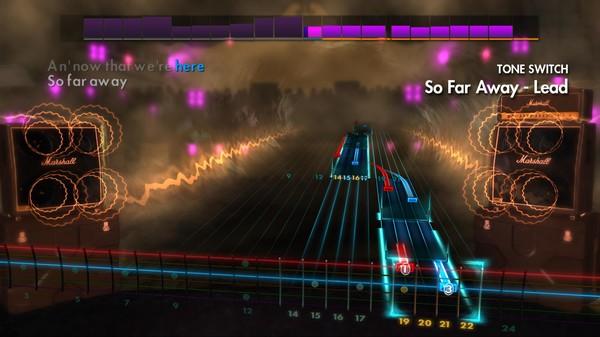 "Скриншот №1 к Rocksmith® 2014 – Staind - ""So Far Away"""