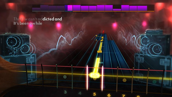 Скриншот №3 к Rocksmith® 2014 – Staind Song Pack