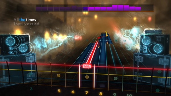 Скриншот №2 к Rocksmith® 2014 – Staind Song Pack
