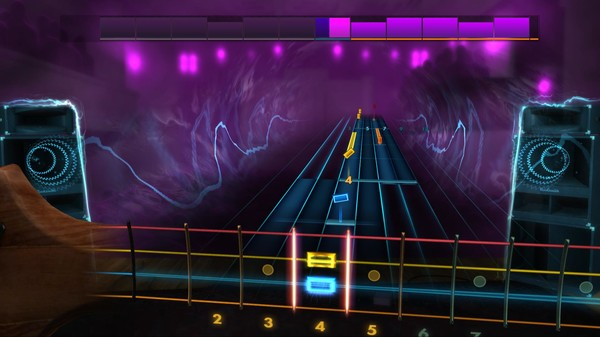 """Скриншот №2 к Rocksmith® 2014 – Fleetwood Mac - """"Never Going Back Again"""""""