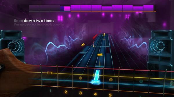 """Скриншот №5 к Rocksmith® 2014 – Fleetwood Mac - """"Never Going Back Again"""""""