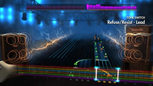 "Скриншот №5 к Rocksmith® 2014 – Sepultura - ""RefuseResist"""