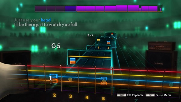 """Скриншот №1 к Rocksmith® 2014 – A Day To Remember - """"Im Made of Wax Larry What Are You Made Of?"""""""