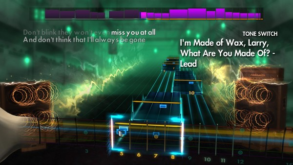 """Скриншот №5 к Rocksmith® 2014 – A Day To Remember - """"Im Made of Wax Larry What Are You Made Of?"""""""