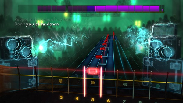 """Скриншот №4 к Rocksmith® 2014 – A Day To Remember - """"Im Made of Wax Larry What Are You Made Of?"""""""