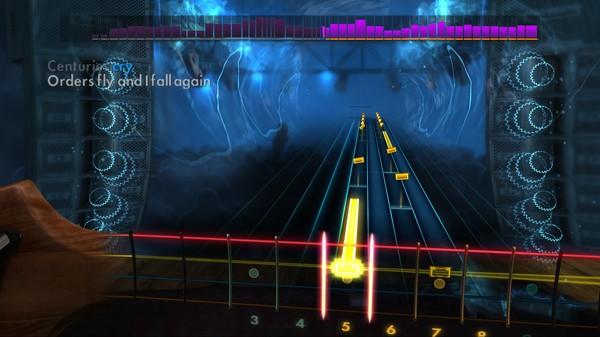 "Скриншот №5 к Rocksmith® 2014 – Dream Theater - ""Pull Me Under"""
