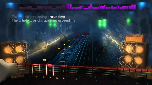 "Скриншот №2 к Rocksmith® 2014 – Dream Theater - ""Pull Me Under"""