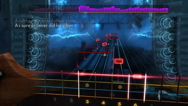 "Скриншот №4 к Rocksmith® 2014 – Dream Theater - ""Pull Me Under"""