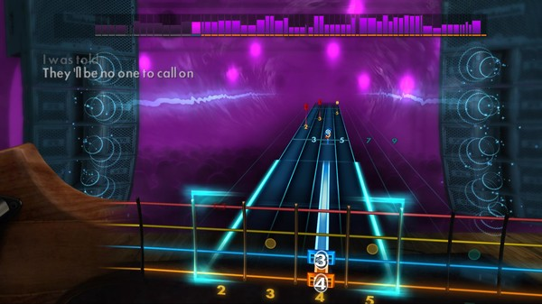 """Скриншот №4 к Rocksmith® 2014 – Dream Theater - """"Metropolis Part I """"The Miracle and the Sleeper"""""""""""