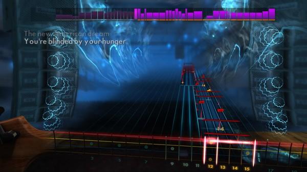 "Скриншот №4 к Rocksmith® 2014 – Dream Theater - ""On the Backs of Angels"""