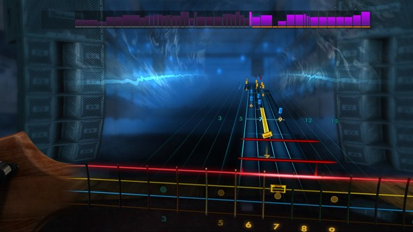 "Скриншот №5 к Rocksmith® 2014 – Dream Theater - ""On the Backs of Angels"""