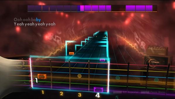 "Скриншот №4 к Rocksmith® 2014 – Jackson 5 - ""I Want You Back"""