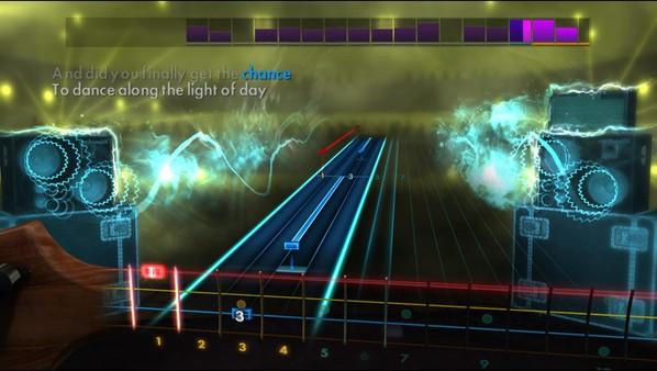 "Скриншот №3 к Rocksmith® 2014 – Train - ""Drops of Jupiter"""