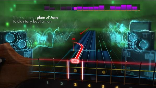 "Скриншот №5 к Rocksmith® 2014 – Train - ""Drops of Jupiter"""