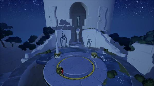 Screenshot of RiME