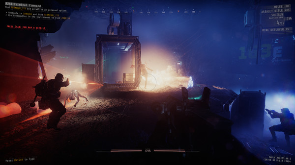 GTFO screenshot
