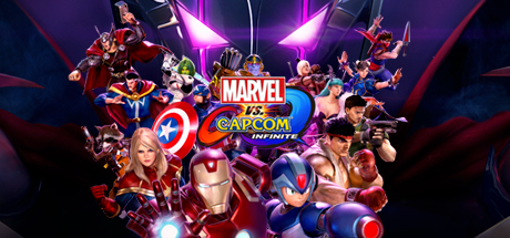 Marvel vs. Capcom: Infinite Cover Image