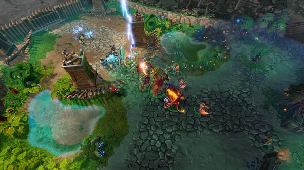 Скриншот №9 к Dungeons 3