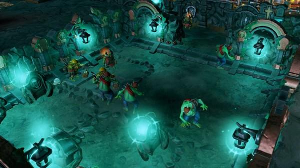 Скриншот №15 к Dungeons 3