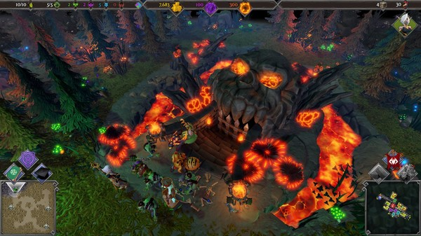 Скриншот №2 к Dungeons 3