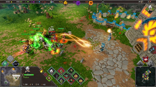 Скриншот №12 к Dungeons 3