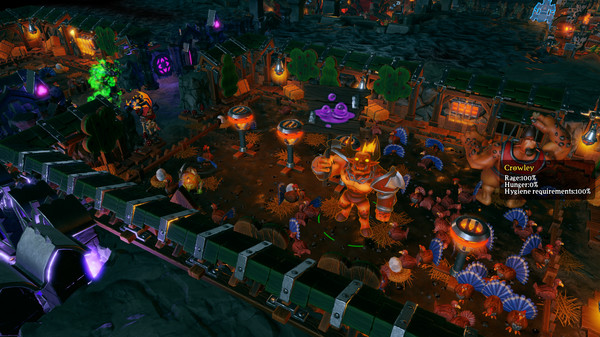 Скриншот №13 к Dungeons 3