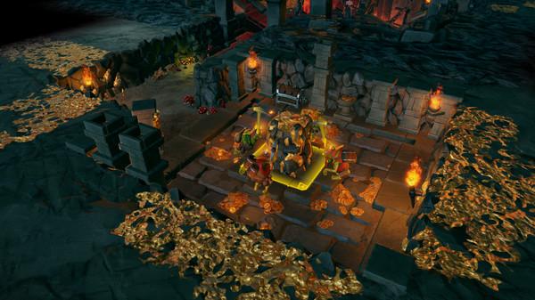 Скриншот №1 к Dungeons 3