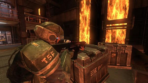 Скриншот №2 к Natural Selection 2 - Skull n Crossfire Rifle
