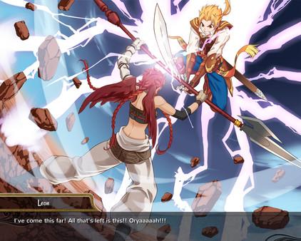 Lionheart screenshot
