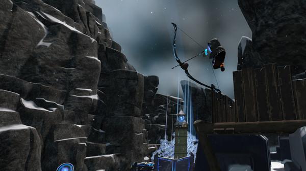 скриншот QuiVr Alpha 2