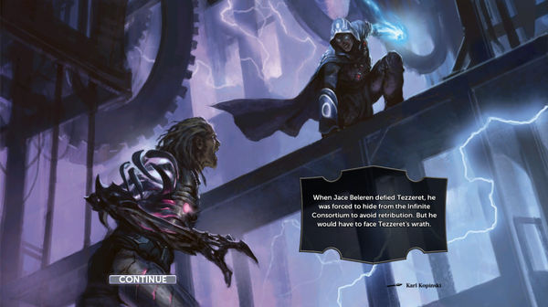 Magic: The Gathering - Duels of the Planeswalkers 2012 скриншот