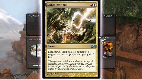 скриншот Magic 2012 Deck Pack 1 0