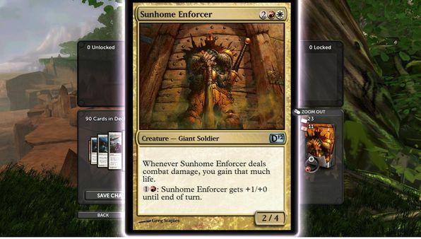 скриншот Magic 2012 Deck Pack 1 1