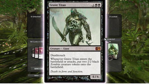 скриншот Magic 2012 Deck Pack 1 2