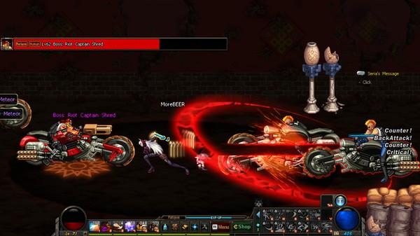 Dungeon Fighter Online скриншот